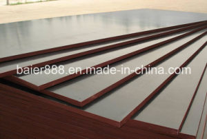 film Face Plywood for Concrete Formwork pictures & photos