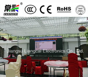 P3 Full Color Indoor LED Video Wall Display for Adverising