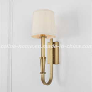 Iron Pendant Lamp with Fabric Shade (SL2156-5) pictures & photos