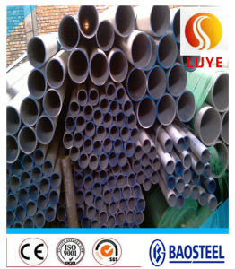 Stainless Steel Seamless Welded Tube 301 304 pictures & photos