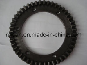 Investment Casting Gear with Carbon Steel