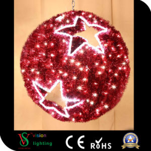 Christmas LED Garland Ball pictures & photos