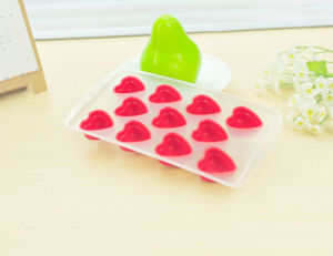 2016 Summer Best Choice Ice Maker Shape Silicone Ice Trays pictures & photos