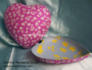 Heart Shaped Paper Packaging Box Gift Box Paper Box pictures & photos
