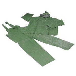 2 PCS Rain Suit PVC/Polyester R9006 pictures & photos