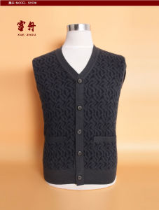 Bn1543 Yak Wool Sweaters/ Yak Cashmere Sweaters/ Knitted Wool Sweaters pictures & photos