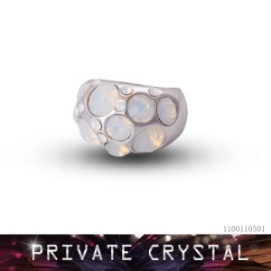 Fashion Crystal Rings Made with Swarovski Elements (11001105)