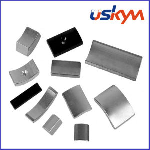 China Arc Sintered SmCo Magnets (A-001) pictures & photos