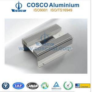 Customized CNC Precise Extruded Aluminum/Aluminium Heat Sink pictures & photos