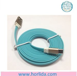USB a to Micro B Colored Phone Charging Cable