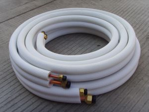 Copper Connecting Tube with PE Foam Insulation for Air Conditioners pictures & photos