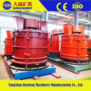 Limestone Production Line Vertical Shaft Impact Crusher pictures & photos