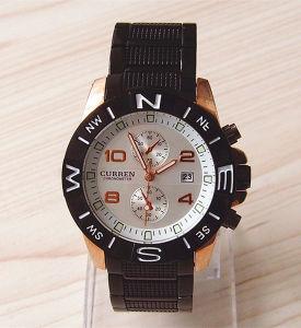 Profession New Brand Customized Logo Fashion Metal Watch