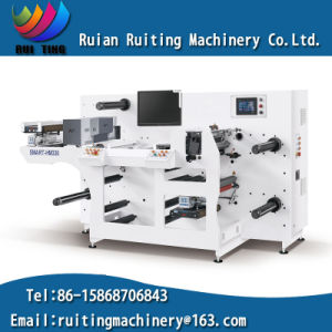 Rtma-330b Fully Automatic Label Inspecting Machine with Slitting System pictures & photos