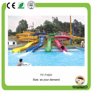 High Quality Funny Rapids Water Slides Prices for Sale (TY-170422) pictures & photos