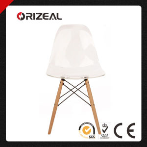 Replica Living Room Furniture Modern Designer Eames Dsw Side Acrylic Plastic Dining Chair (OZ-1152PC) pictures & photos
