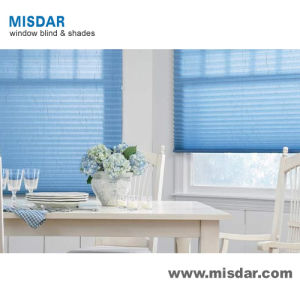 High Quality Good Price Pleated Blind pictures & photos
