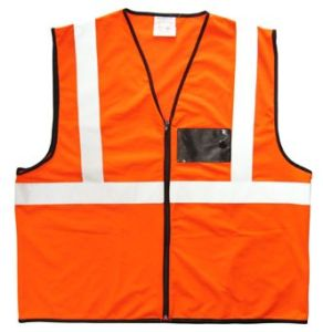 High Vis Reflective Vest with Pocket Yg052 pictures & photos