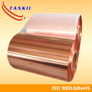8um Copper Foil for Lithium Battery Current Collector pictures & photos