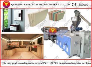 4X8 Feet PVC Cabinet Foam Sheet Extrusion Machinery/Plastic Board Machine pictures & photos