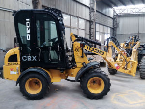 CS908 Wheel Loader, 25HP Top Quality Mini Loader pictures & photos