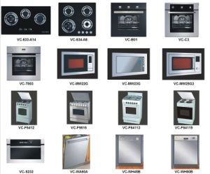 Kitchen Appliance-Oven and Diswasher pictures & photos
