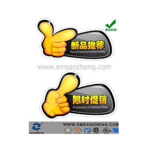 The Promotion Signal Adhesive Labels pictures & photos