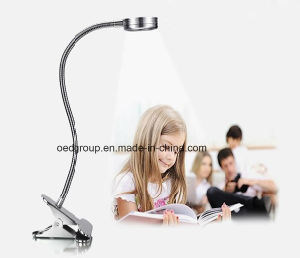 LED Clip Lamp with Flexible Tube and 2 Years Warranty From China Supplier pictures & photos