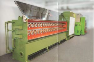 Multiwire Drawing Machine with Continuous Annealer (16 wires) pictures & photos