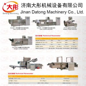 Enriched Rice Twin Screw Extruder pictures & photos