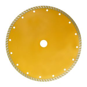 Hot Pressed Sintered Turbo Saw Blade pictures & photos