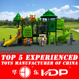 Zhejiang Huadong Factory Expert Manufacturer Kids Outdoor Playground pictures & photos