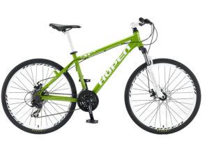 "26"" 21sp Green Hot Sale New Fashion Aluminum Mountain Bike"