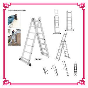 Aluminum Extension Ladder/Aluminum Combination Ladder pictures & photos