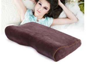 High Quality and Low Price Soft Memory Foam Pillow pictures & photos