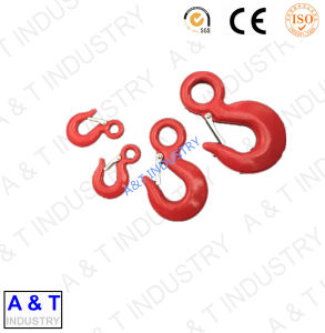 Rigging G80 Eye Hook with Latch Eye Hook with High Quality pictures & photos