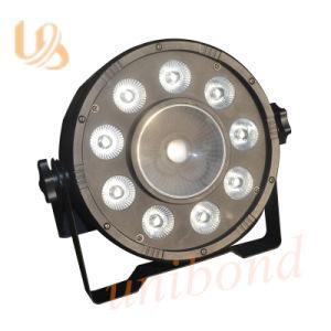 RGBW LED 9*3W PAR Light / Washing Lighitng pictures & photos