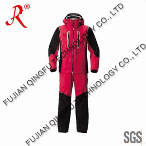 Texture Solid Winter Leisure Fishing Clothing (QF-9031) pictures & photos