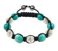Fashion Shamballa Crystal Bracelet Sh06