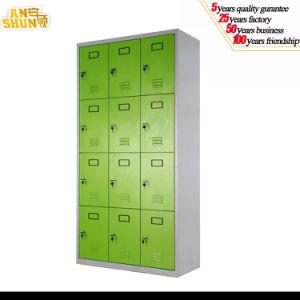 12 Door Steel Worker Lockers/Steel Shoe Storage Locker pictures & photos