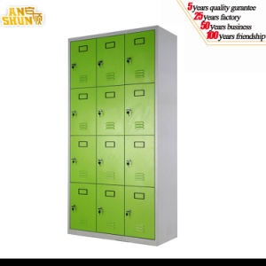 Cheap Price 12 Door Steel Storage Locker pictures & photos