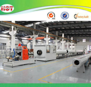 75mm 160mm 250mm 630mm 800mm HDPE Gas Pipe Production Line/Extrusion Line pictures & photos