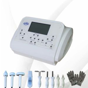 4 in 1 Skin Care Beauty Salon Equipment with LCD Screen (B-6304) pictures & photos