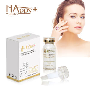 Natural Formula Happy+ Levorotatory Vc Serum Acne Scar Treatment Whitening Serum for Skin Rejuvenation pictures & photos