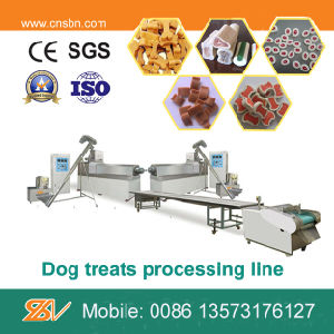 Cost-Effective Pet Dog Treats Processing Line(DLG-100) pictures & photos