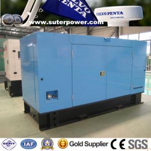 300kw Volvo Penta Soundproof Power Generator Set