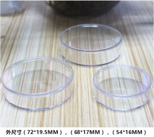 Custom Plastic Packaging Gift Tube Box/Cylinder Box Round Box pictures & photos