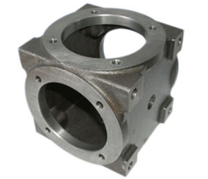 Sand Casting Mechanical Parts (GGG40 GGG50) pictures & photos