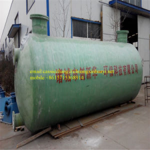 FRP Package Wastewater Treatment Plant with ISO9001 pictures & photos