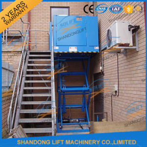 Hydraulic Outdoor or Indoor Stage Lift for Elderly or Disabled pictures & photos
